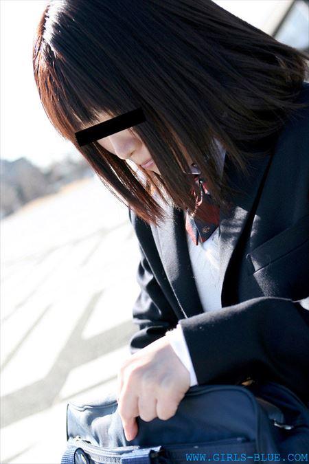 巨乳の黒髪のJKがエッチな事してるハメ撮り画像から目が離せない[30枚] | ギャルル | エロ画像,おっぱい,巨乳,黒髪,JK女子高生,コスプレ,ハメ撮り