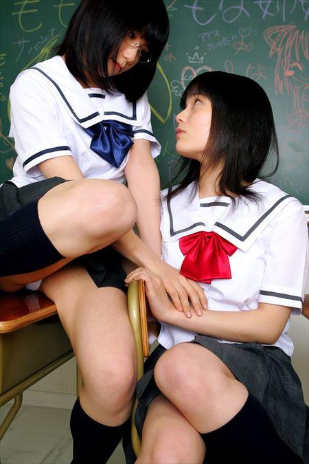 可愛い女の子がレズエッチしてる画像が勃起不可避ww[37枚] | おっぱい画像とエロメガネ | エロ画像,レズビアン・百合