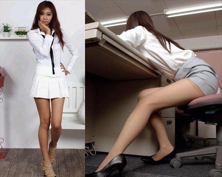 美女がエロい美脚とか太もも晒してる画像、一見の価値あり[32枚] | ギャルル | エロ画像,太もも,脚フェチ,美脚