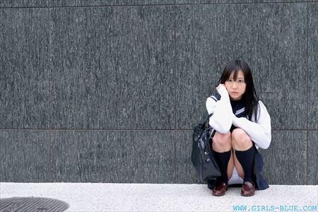 黒髪の高校生が制服で中出しされて精液がトロリと流れてる画像をうp[27枚] | エロコスプレ画像堂 | エロ画像,黒髪,JK女子高生,コスプレ,制服,JK女子高生,コスプレ,中出し,射精,生SEX
