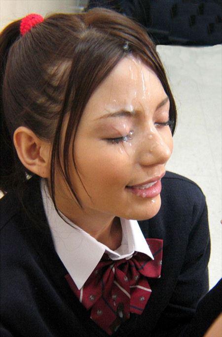 女の子が顔に精液かけられてる画像下さい[24枚] | ギャルル | エロ画像,顔射,射精,ぶっかけ