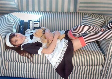 エッチ好きそうなメイドお姉さんが卑猥なポーズしてる画像をお楽しみ下さい[37枚] | エロコスプレ画像堂 | エロ画像,メイド,コスプレ,エロ撮影