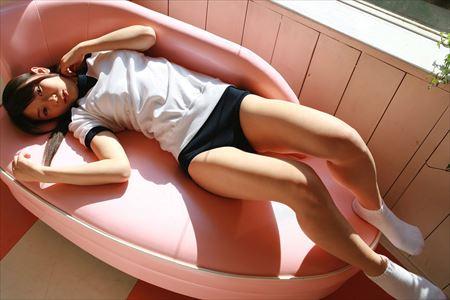 いい感じの美少女が体操服でめっちゃエロくなってる画像、どれが一番抜ける?[50枚] | ギャルル | エロ画像,美少女,疑似ロリ,ブルマ・体操服,コスプレ