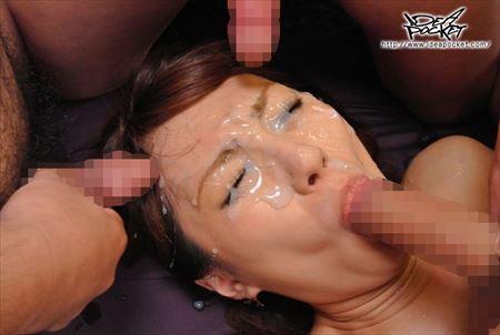 女の子が顔射されて喜んでる画像から目が離せない[34枚] | ギャルル | エロ画像,顔射,射精,ぶっかけ