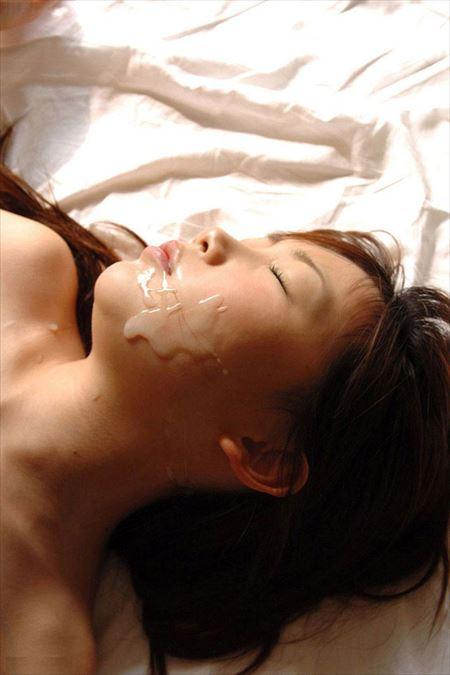 美人がドバッと顔射された画像まとめ[27枚] | ギャルル | エロ画像,顔射,射精,ぶっかけ