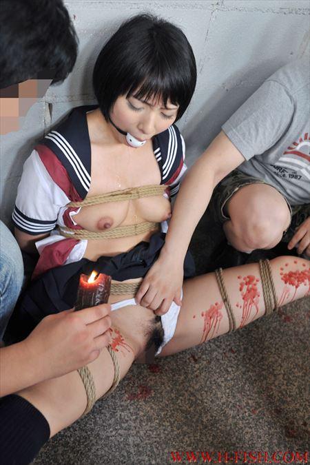 女子●生が縛られながらSM調教されてる画像が最高にアツい[27枚] | ギャルル | エロ画像,緊縛,SMプレイ,JK女子高生,コスプレ,SMプレイ,調教