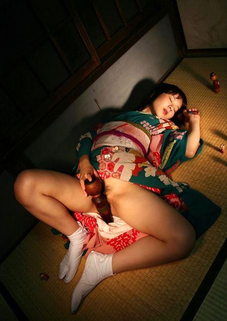 エッチな美女が和服でエッチなおねだりしてる画像の破壊力高すぎwwww[35枚] | エロコスプレ画像堂 | エロ画像,浴衣,和装着物