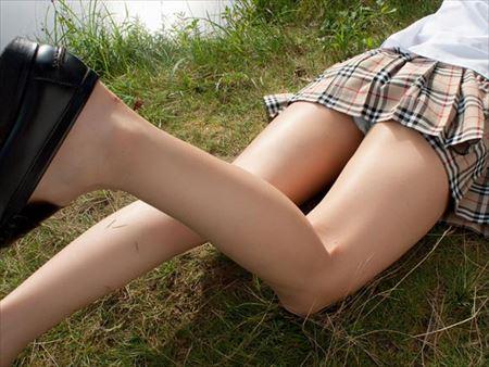 女の子がSEXYな太もも出してる画像を今晩のオカズにww[38枚] | エロコスプレ画像堂 | エロ画像,太もも,脚フェチ,美脚