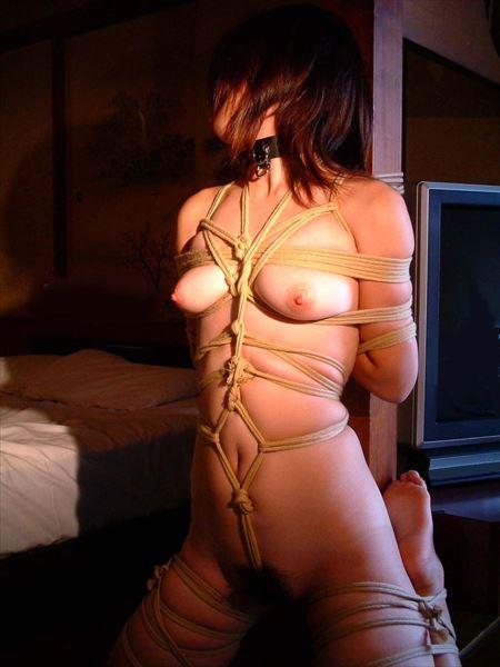 ギャルが縛られながらHになってる画像がアツい![33枚] | ギャルル | エロ画像,緊縛,SMプレイ