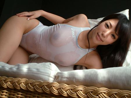 色気のある女の子がスケスケ水着でHなトコ出してる画像をご覧ください[25枚] | ギャルル | エロ画像,水着,スクール水着