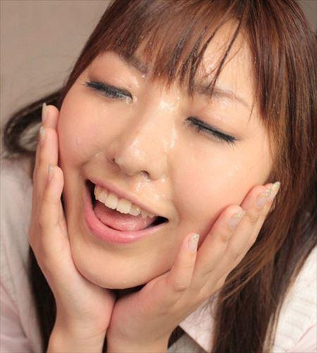 結構可愛いお姉さんが生ハメ&顔射されてる画像がたまらんエロさ[30枚] | ギャルル | エロ画像,顔射,射精,ぶっかけ